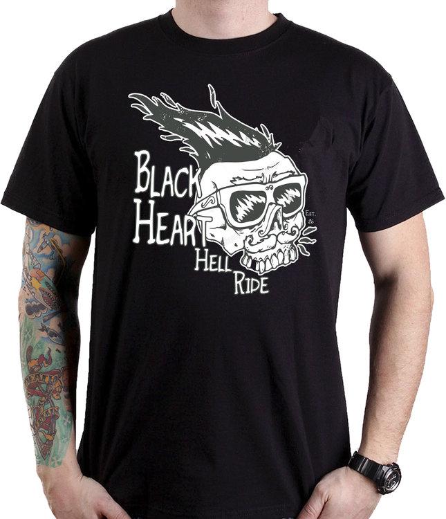 BLACK HEART HELL RIDE