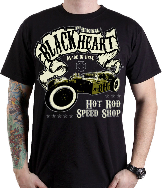 BLACK HEART BANDIT