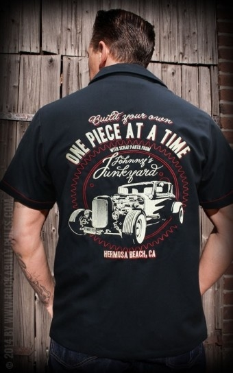 Lounge Shirt Johnny's Junkyard