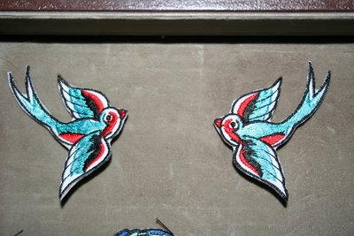Zwaluw patch
