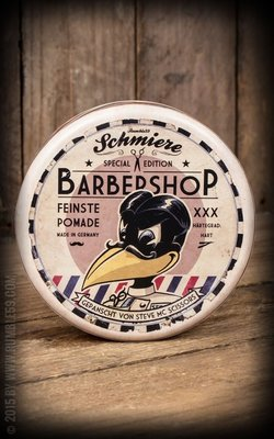 Schmiere - Special Edition Barbershop strong